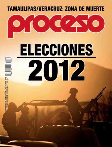Revista Proceso N.1835 Enero 2012 Zona de muerte (PDF completa)