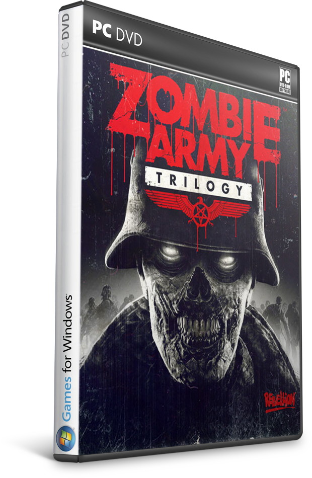Zombie Army Trilogy [2015] [Full-Iso] [Ingles+Español] [Codex]