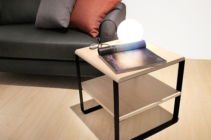 Multifunctional Furniture wood Sofa Table