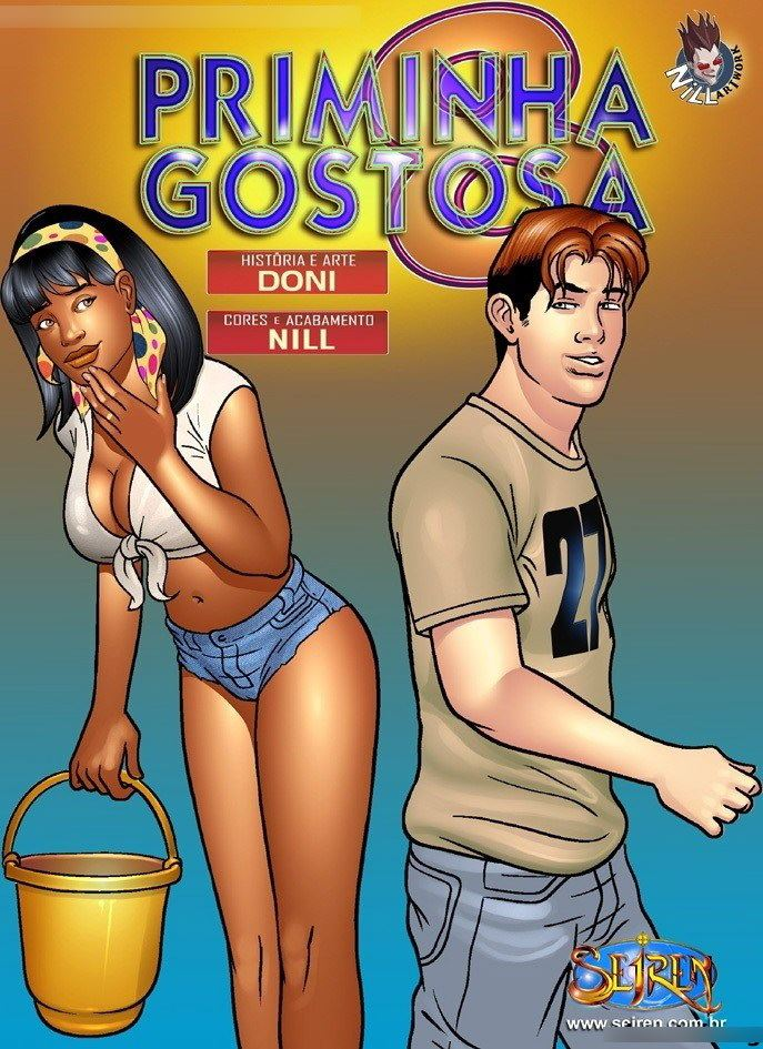 Cartoon porno brasil