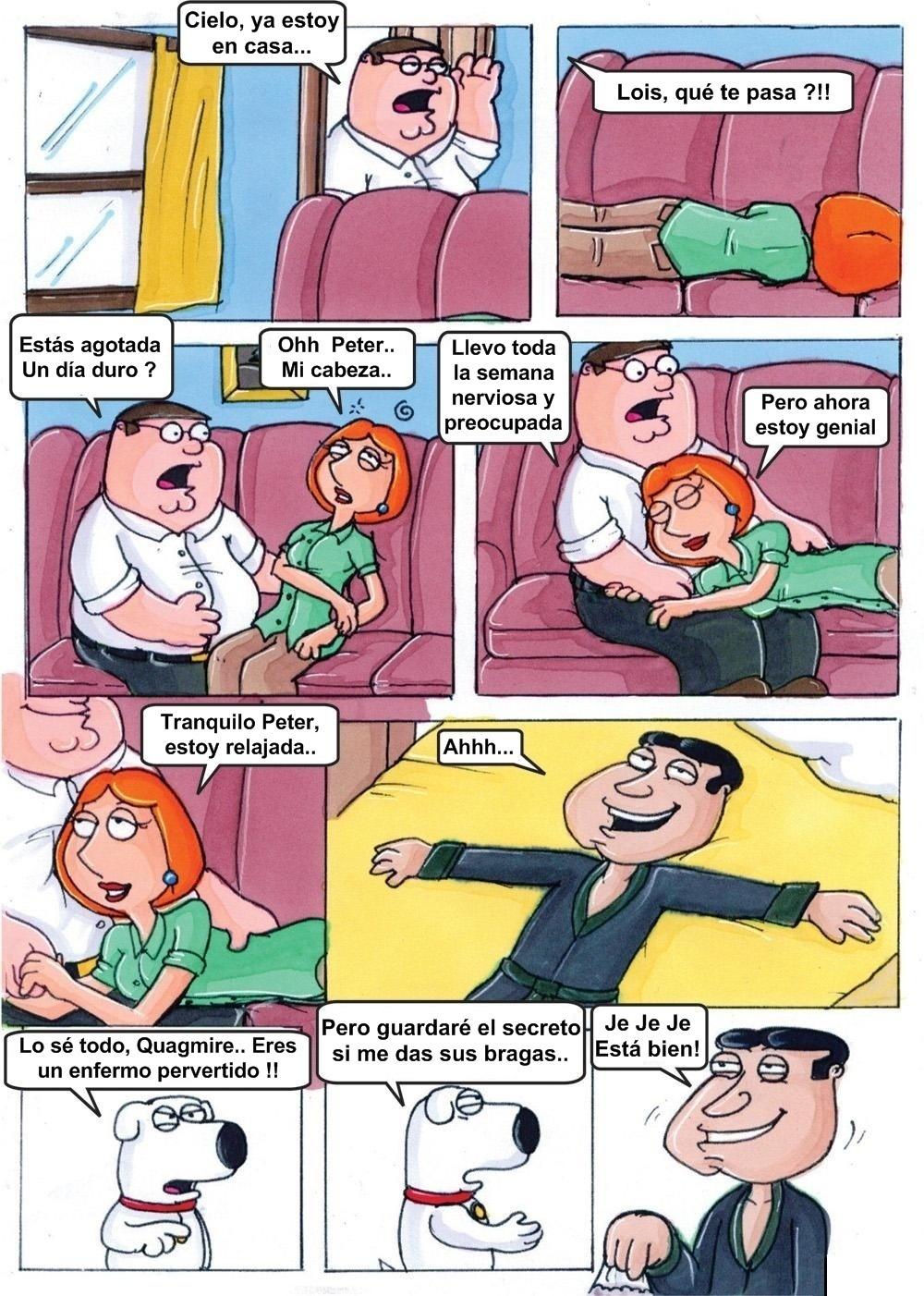 Lois griffin clips de sexe