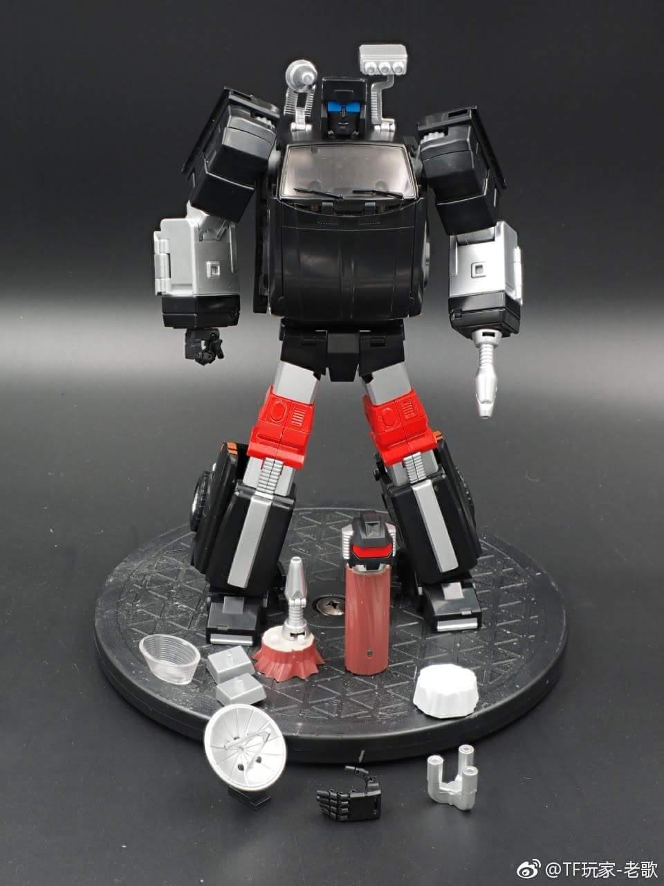[X-Transbots] Produit Tiers - Jouet MX-VIII Aegis - aka Trailbreaker/Glouton BrzvtagZ