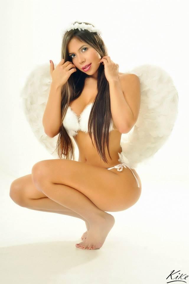 Lorena Orozco - Divino Angel Diciembre 2013