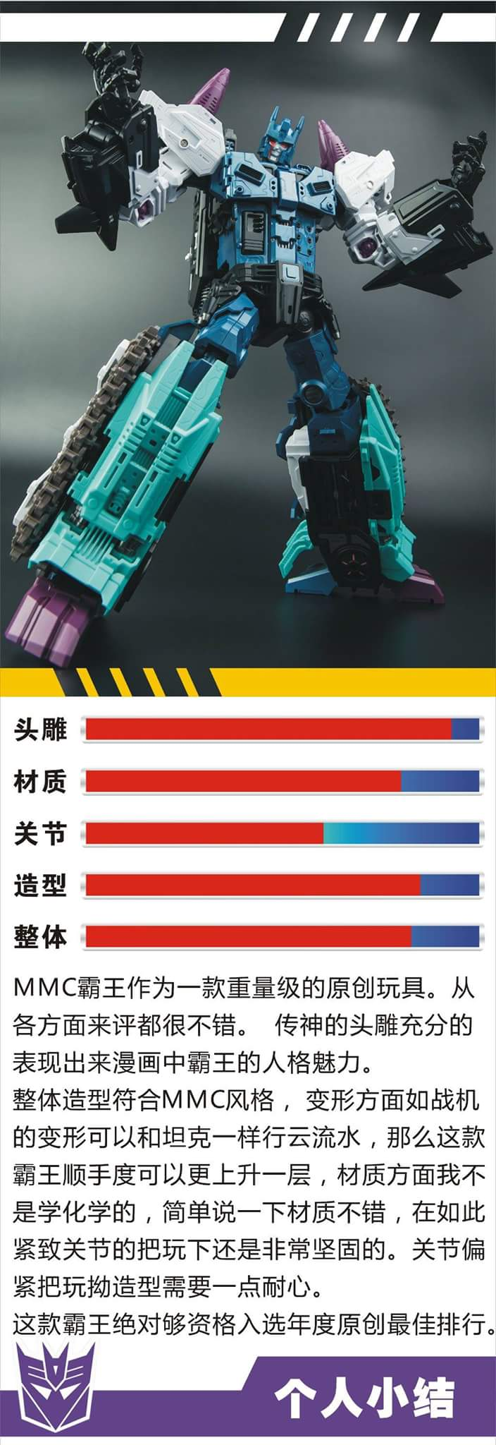 [Mastermind Creations] Produit Tiers - R-17 Carnifex - aka Overlord (TF Masterforce) - Page 3 MCIwlwHc