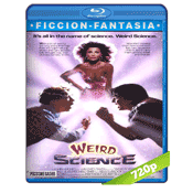 Ciencia Loca (1985) BRRip 720p Audio Trial Latino-Castellano-Ingles 5.1