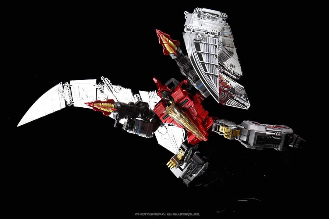 [GCreation] Produit Tiers - Jouet ShuraKing - aka Combiner Dinobots - Page 4 AAUqaxrz