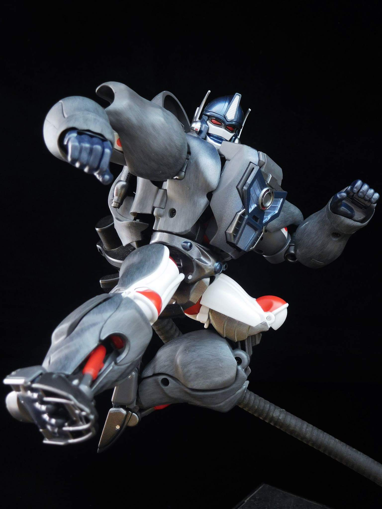 [Masterpiece] MP-32, MP-38 Optimus Primal et MP-38+ Burning Convoy (Beast Wars) - Page 3 6KLZ0fq4