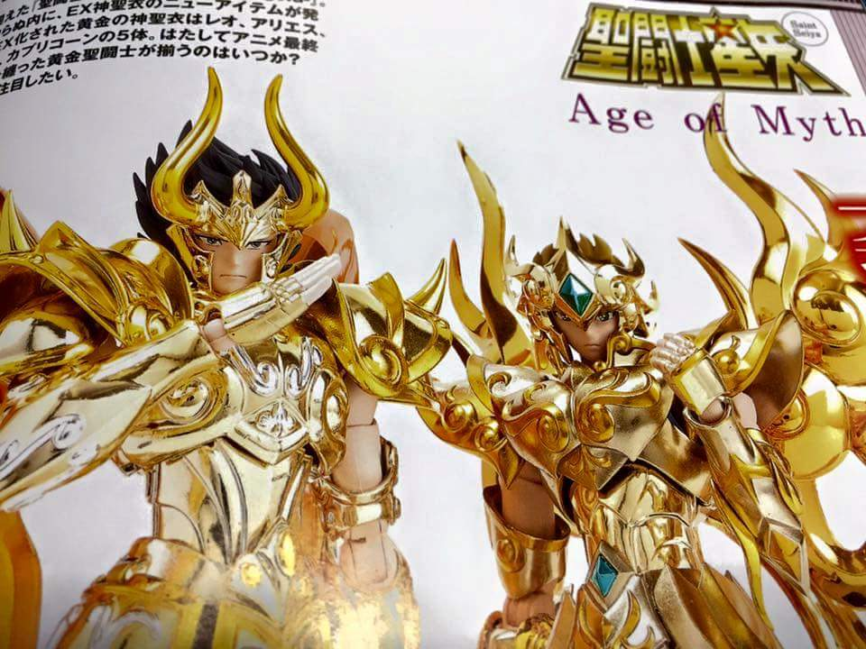 [Myth Cloth EX] Soul of Gold - Capricorn Shura Gold Cloth T13xnzJt