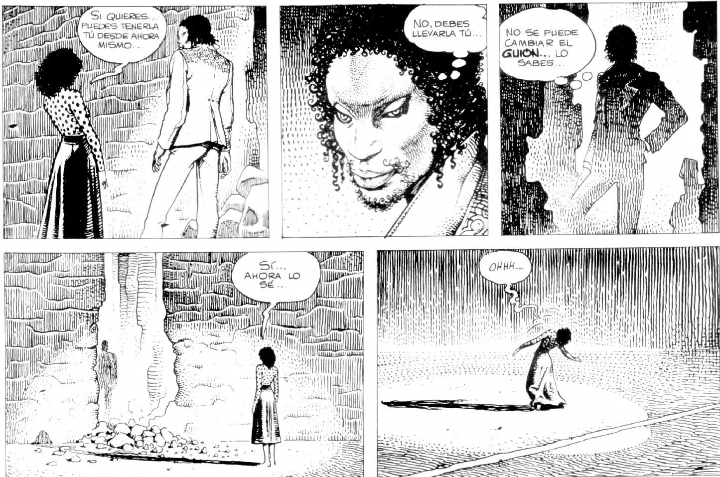 Las aventuras africanas de Giuseppe Bergman