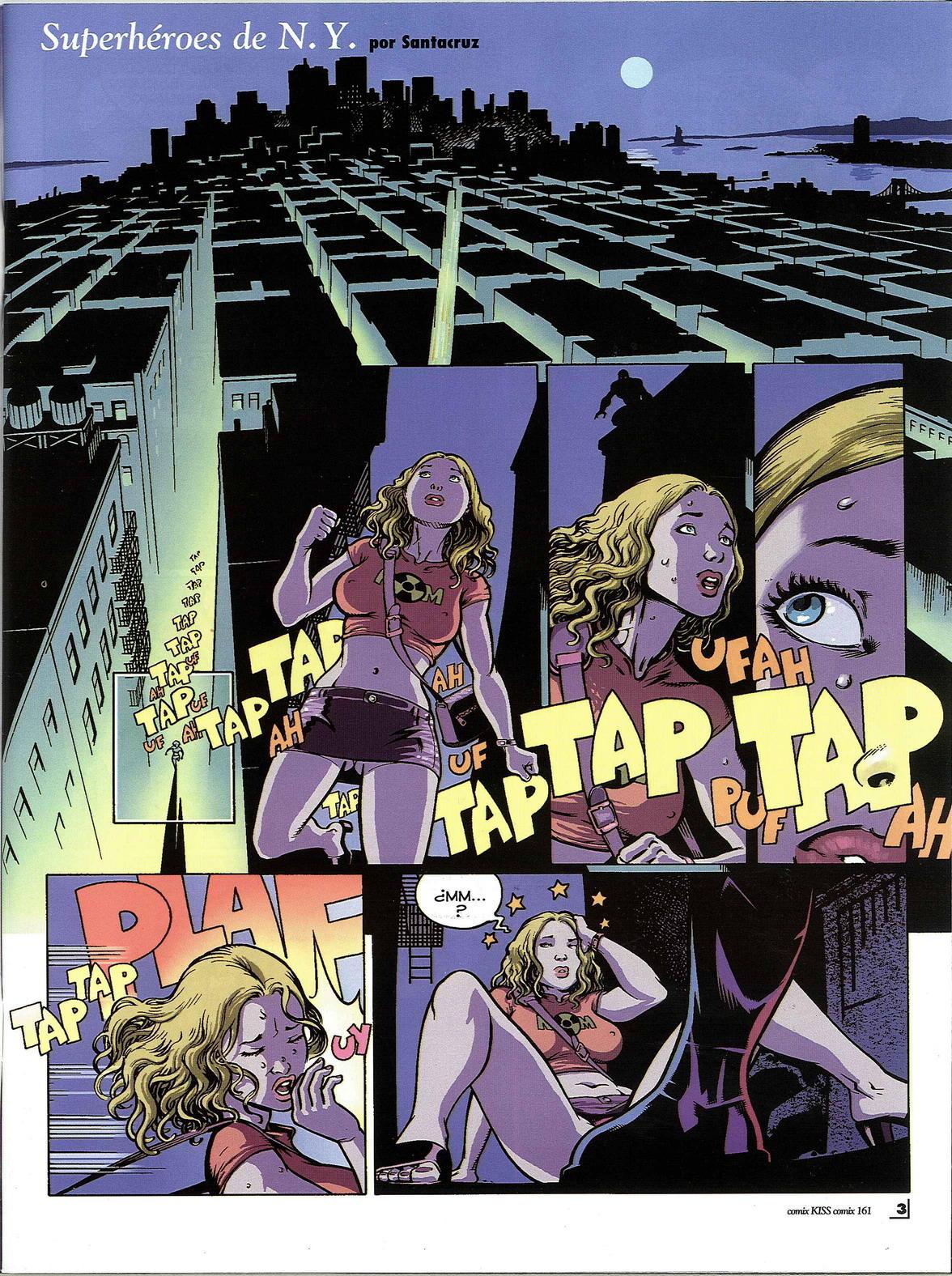One those heros poringa comics
