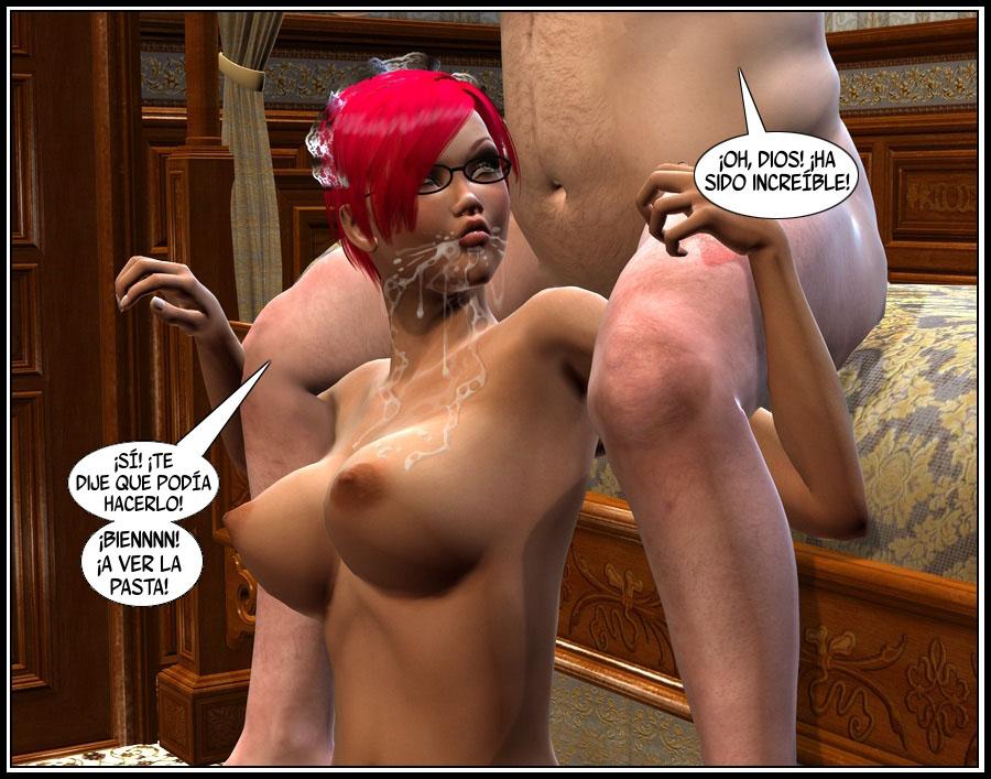 historias porno 3d