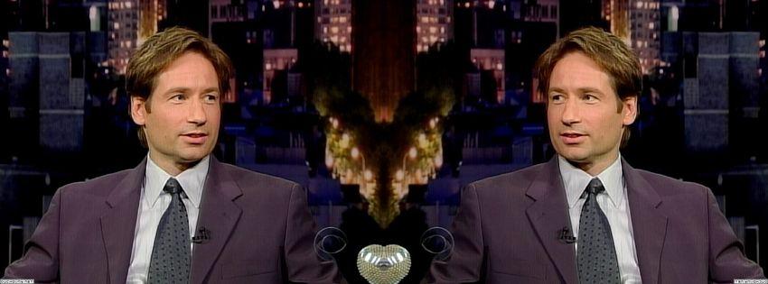 2003 David Letterman Dr17plag