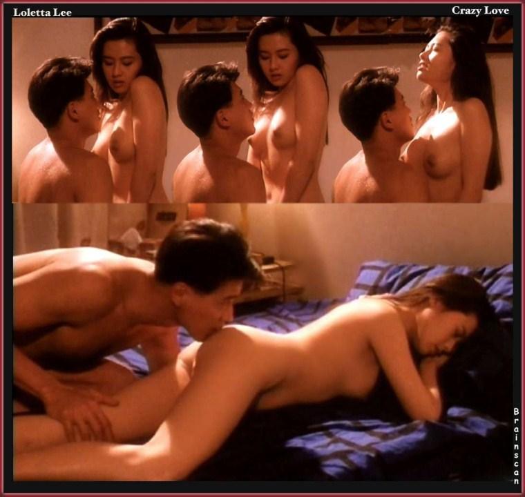 Actress nude hongkong