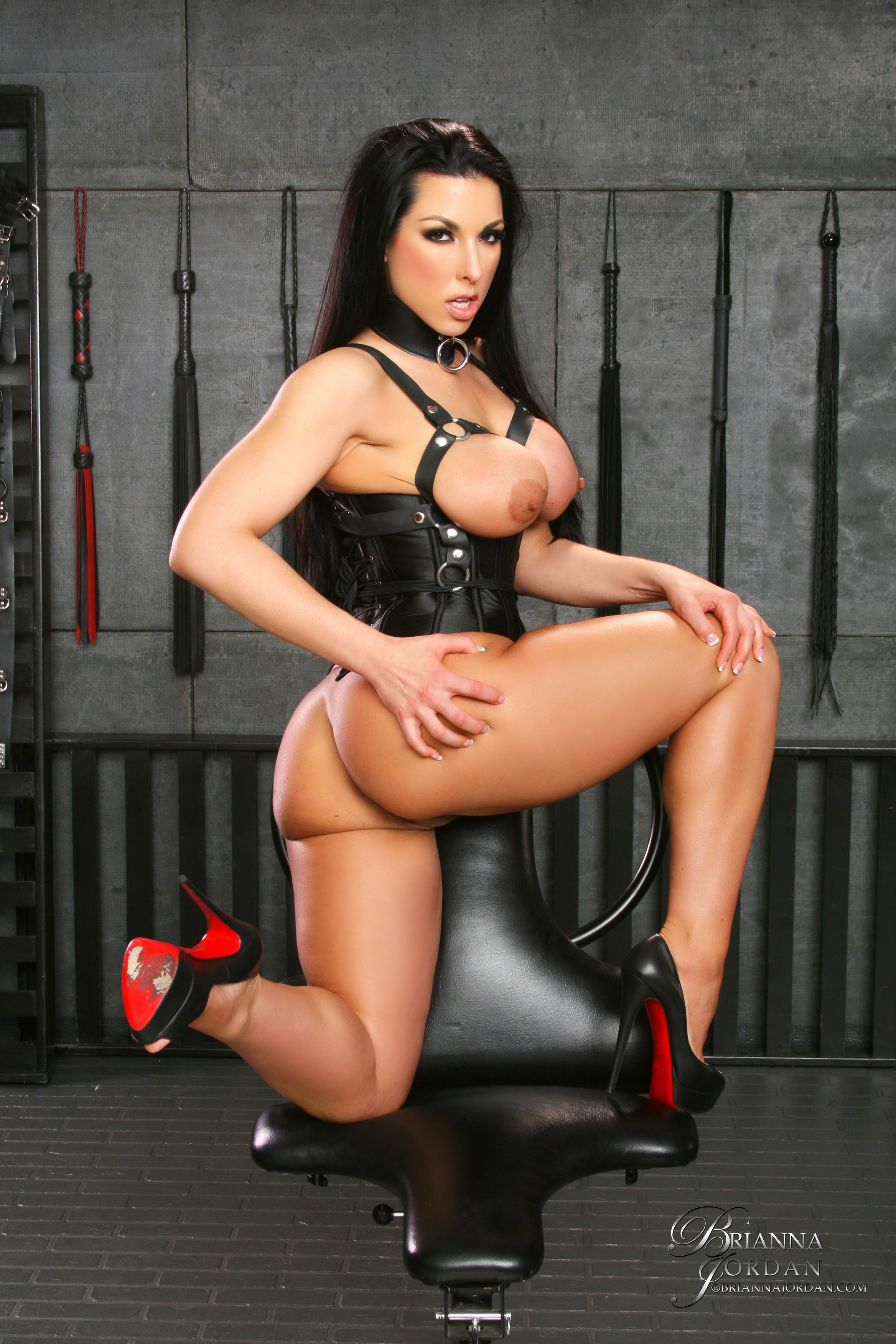 Riding my Sybian in my catsuit while