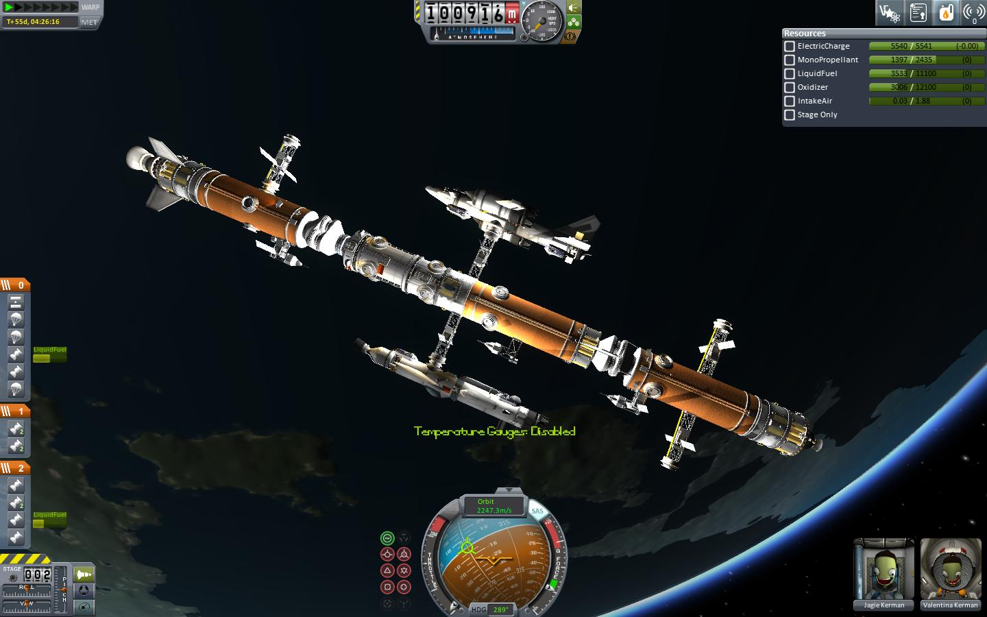 Spaceplane Carrier to Duna (Looking for constructive ...