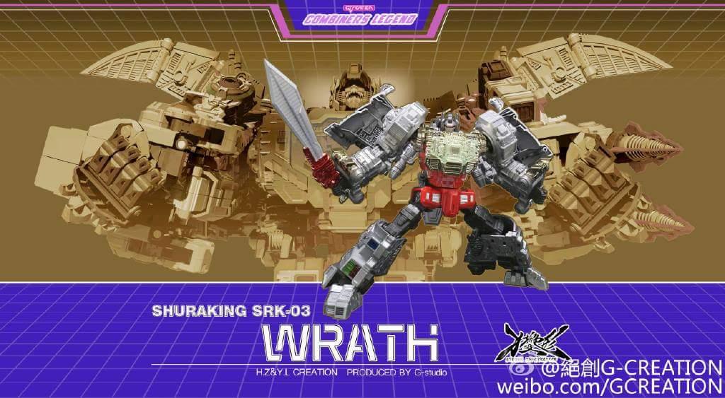 [GCreation] Produit Tiers - Jouet ShuraKing - aka Combiner Dinobots - Page 6 QCgT0p4n