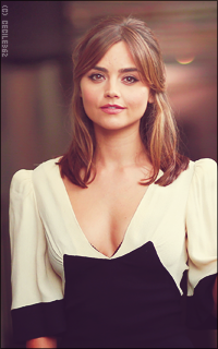 Jenna-Louise Coleman OpTHgedT