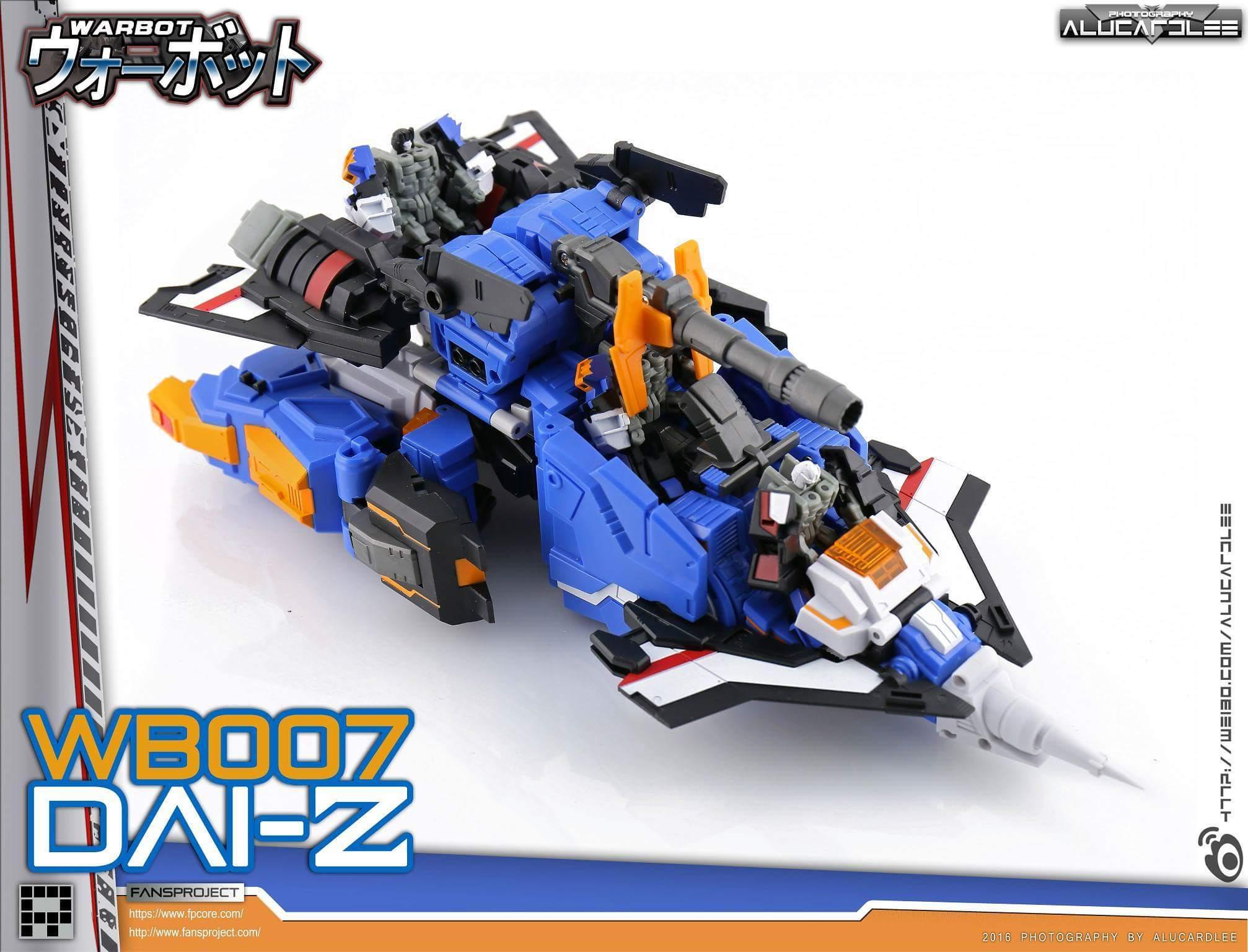 [Fansproject] Produit Tiers - Jouet WB-007 Dai-Z - aka Dai Atlas (Transformers Zone) 7gScPl1G