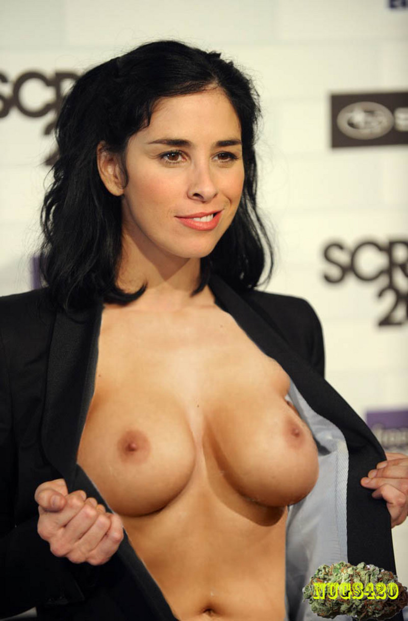 Sexy nude pics of sarah silverman