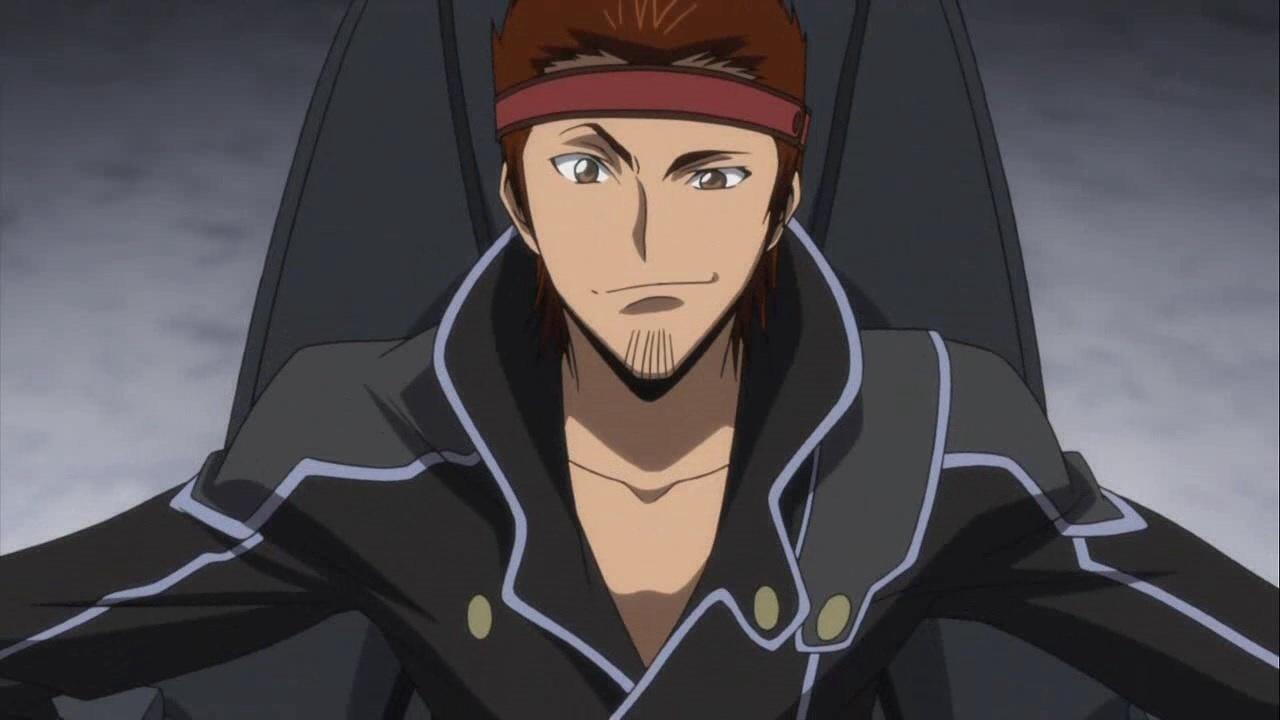 Shinichiro Tamaki di Code Geass: Lelouch of the Rebellion