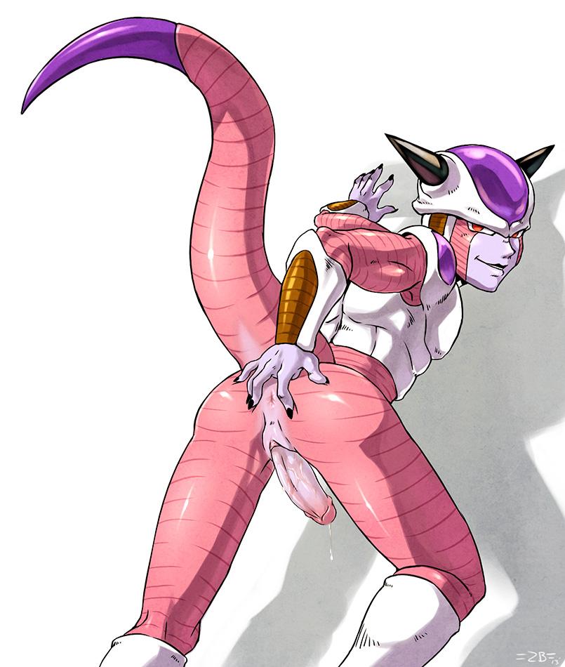 ball Freezer porno Dragon