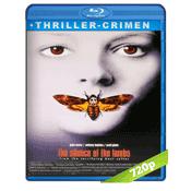 El Silencio De Los Inocentes (1991) HD720p Audio Trial Latino-Castellano-Ingles 5.1