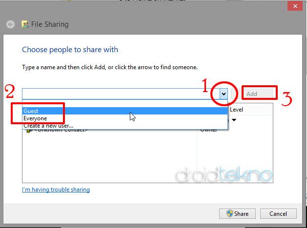 Transfer file dari pc ke android atau sebaliknya via wifi-chose_people