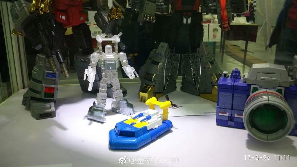 [Fanstoys] Produit Tiers - Minibots MP - Gamme FT S43AN3YJ
