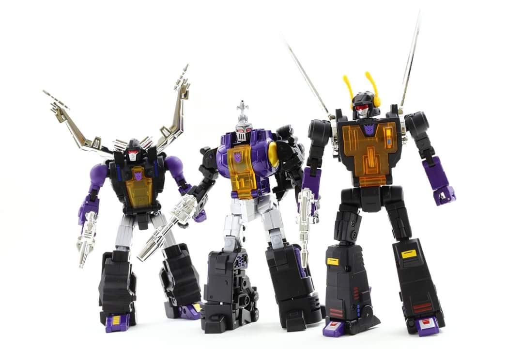 [Fanstoys] Produit Tiers - Jouet FT-12 Grenadier / FT-13 Mercenary / FT-14 Forager - aka Insecticons - Page 4 YehUhSeZ