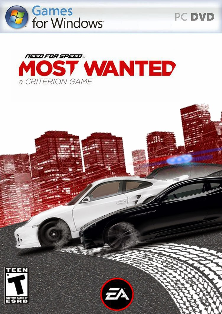 Need For Speed Most Wanted (2012) Limited Edition PC Full Español