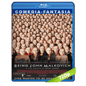 ¿Quieres Ser John Malkovich? (1999) HD720p Audio Trial Latino-Castellano-Ingles 5.1
