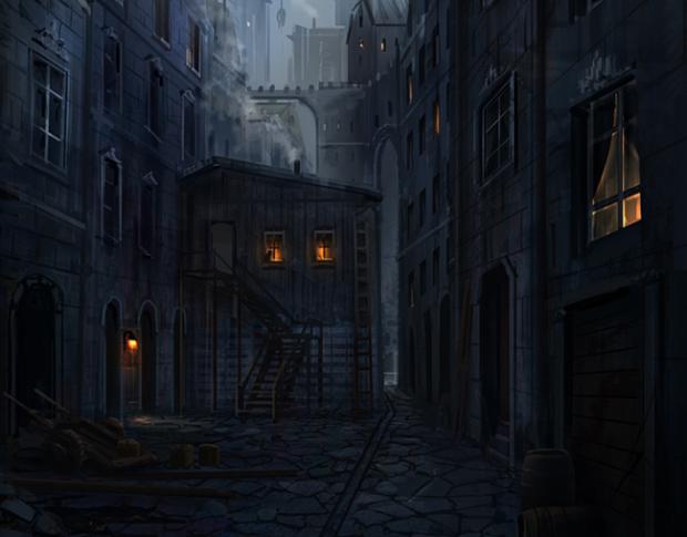 Calle de las Sombras 6uEmRuYR
