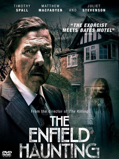 Duchy z Enfield / The Enfield Haunting (2015)  PL.AC3.DVDRip.Xvid-NOiSE / Lektor PL