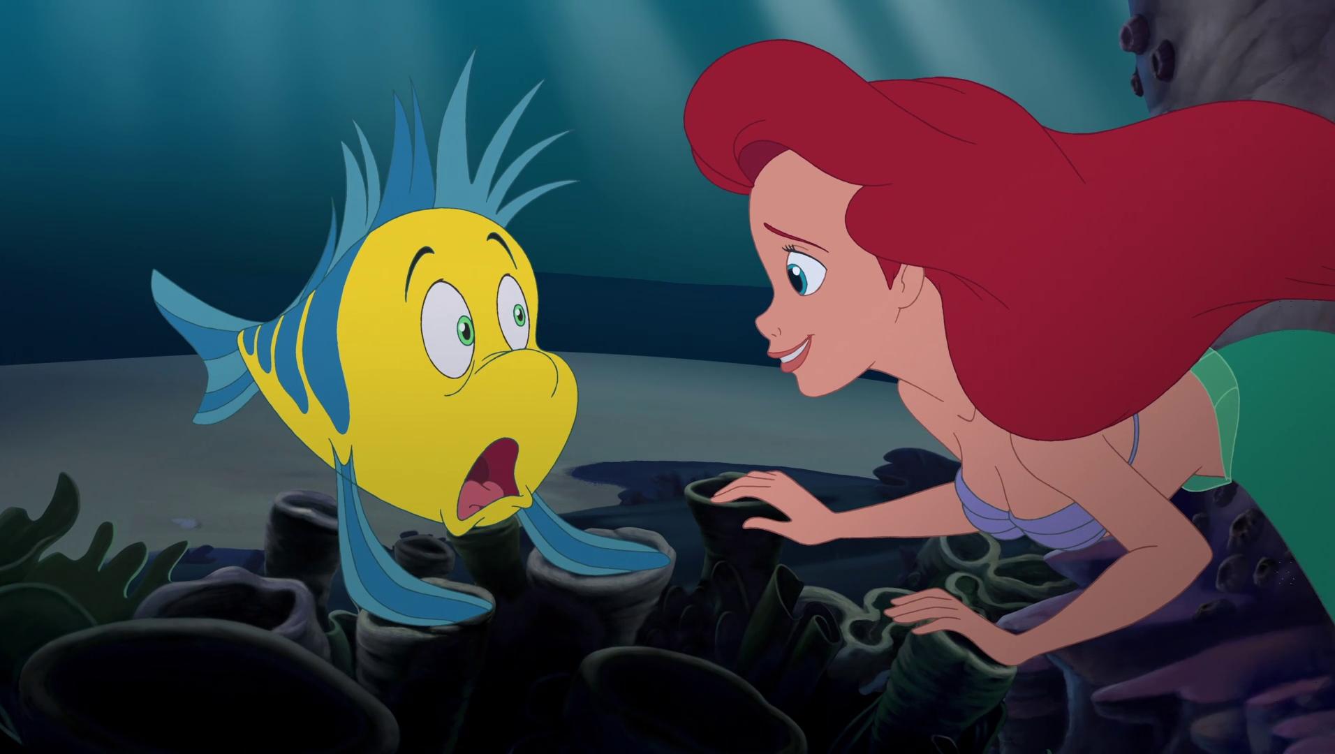 The Little Mermaid - Ariel's Beginning (2008) 1080p ENG-ITA-GER- (download torrent) - TPB