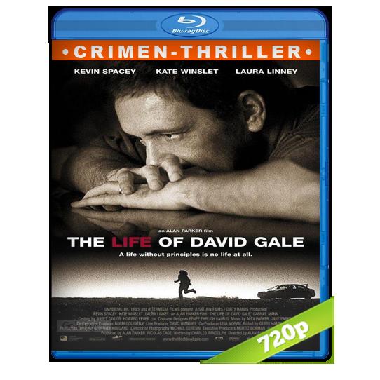 La Vida De David Gale HD720p Lat-Cast-Ing 5.1 (2003)