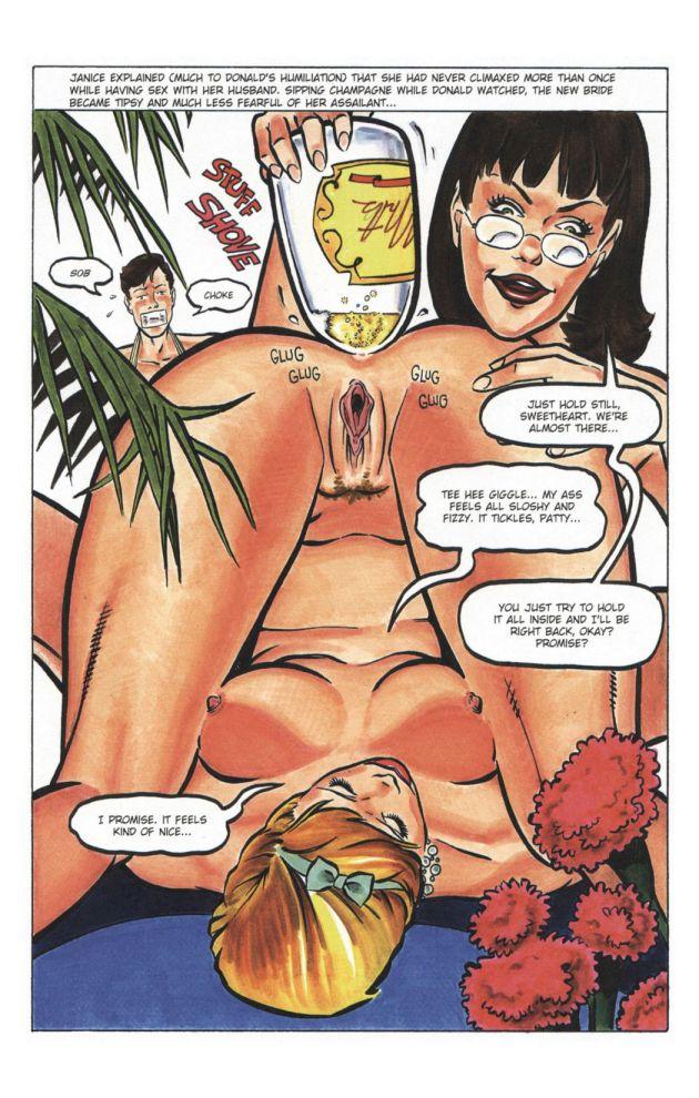 порно комиксы игры домохозяек