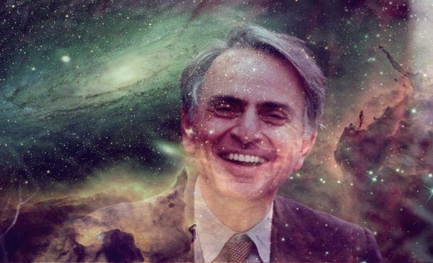Legado histórico de Carl Sagan ya está disponible