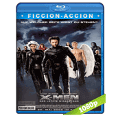 X-Men 3 La Batalla Final (2006) BRRip Full 1080p Audio Trial Latino-Castellano-Ingles 5.1