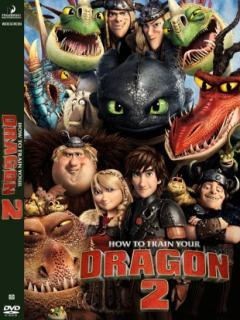Como Entrenar A Tu Dragon 2 [2014][DVDrip][Latino][MultiHost]