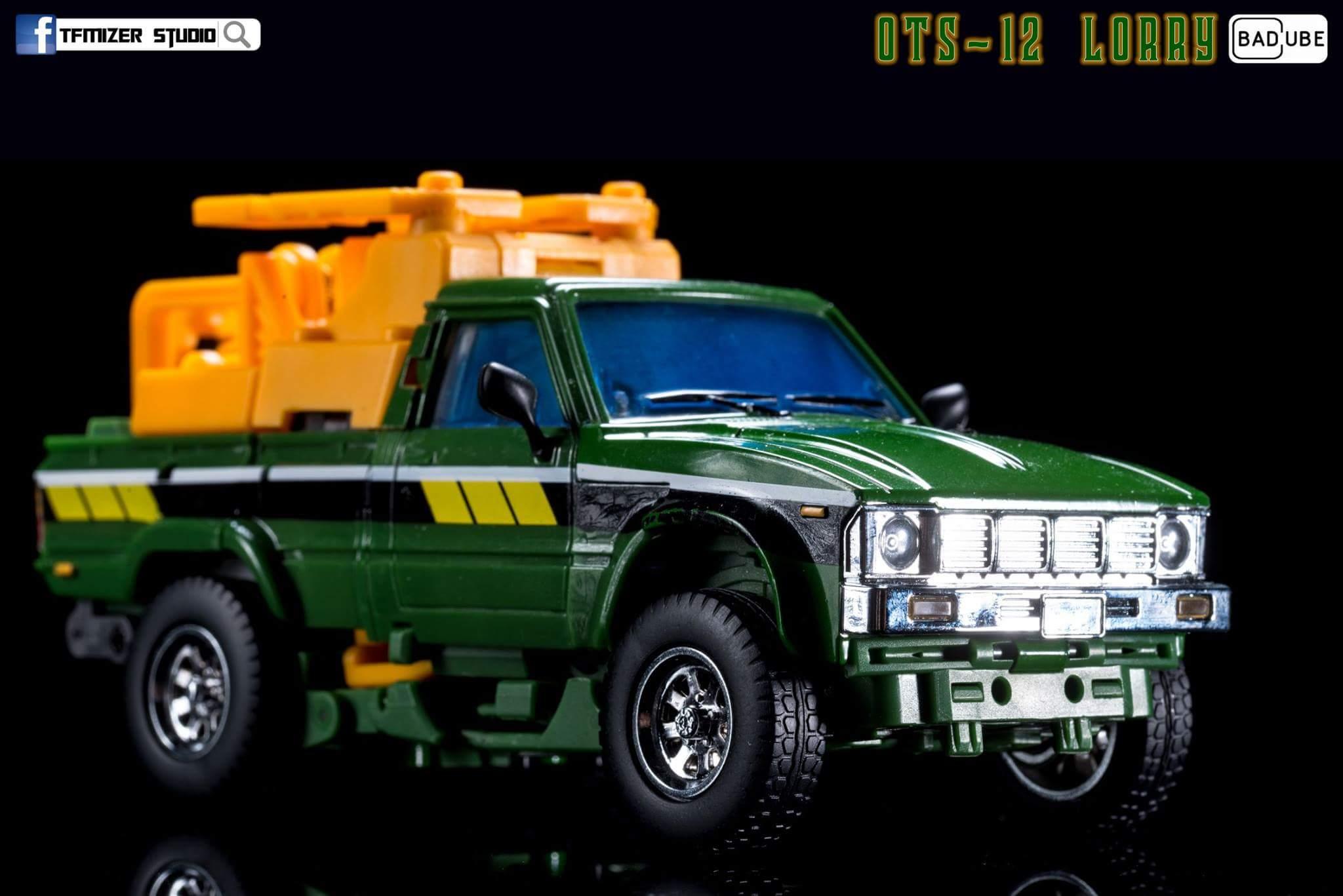 [BadCube] Produit Tiers - Jouet OTS-12 Lorry - aka Hoist/Treuil KJoL383f