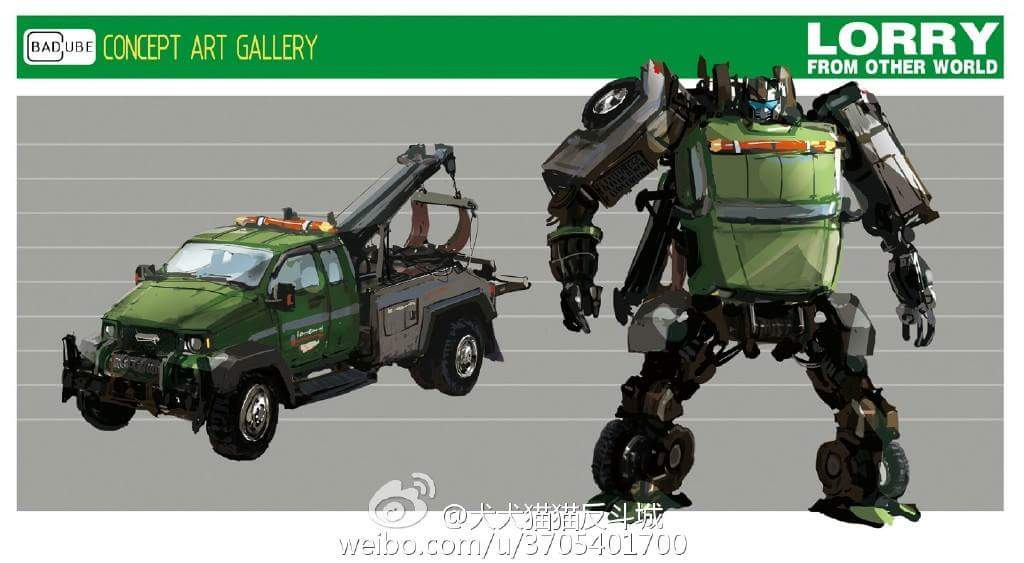 [BadCube] Produit Tiers - Jouet OTS-12 Lorry - aka Hoist/Treuil - Page 2 DoxNbTnT