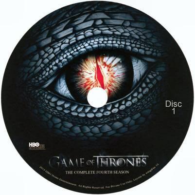 Juego De Tronos Temporada 4 DVDFull Mega - Identi