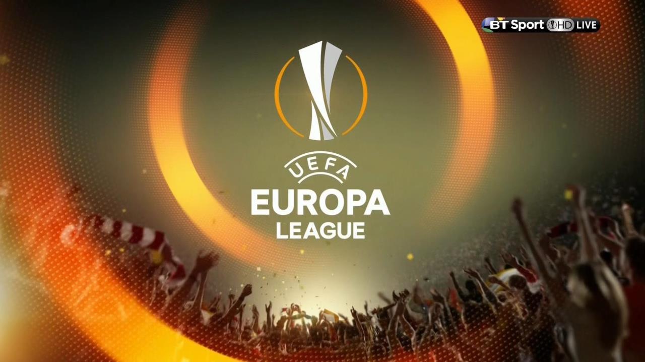 Europa League: FUTBOL: UEFA Europa League Highlights