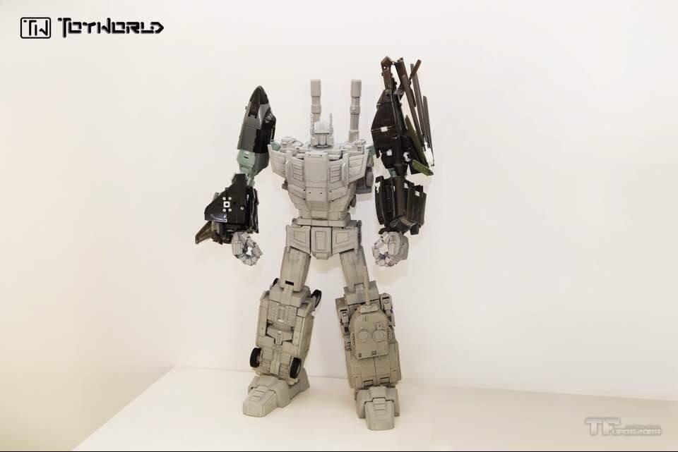[Zeta Toys] Produit Tiers - Armageddon (ZA-01 à ZA-05) - ZA-06 Bruticon - ZA-07 Bruticon ― aka Bruticus (Studio OX, couleurs G1, métallique) KeYLtlml