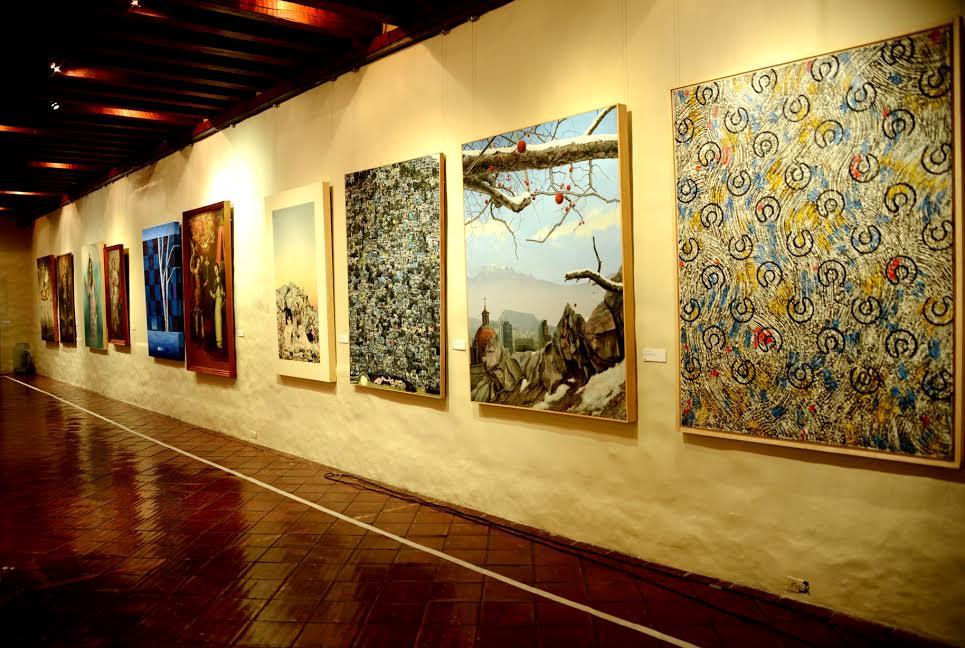 Museo de El Carmen recibe por tercera ocasión  El Mural del Mile