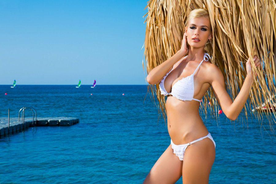 Anna Maria Sobolewska - Lavel Bikini Photoshoot - Page 2 AbuZAyTG