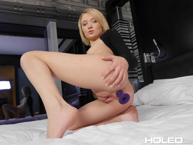Dakota Skye - un juguete para su culo ajustado