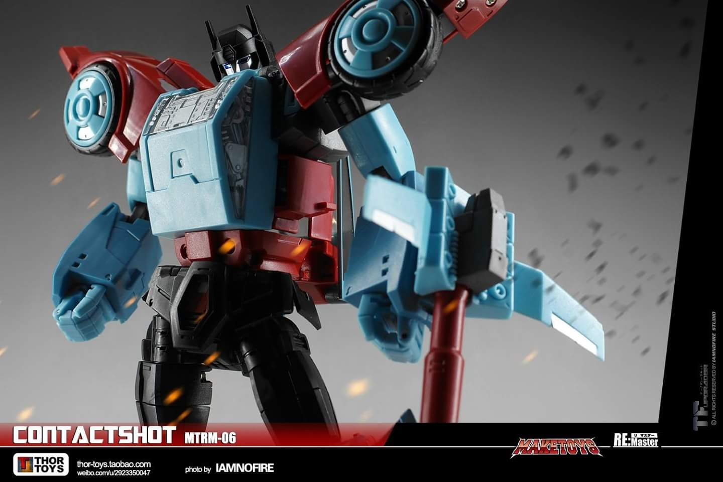 [Maketoys] Produit Tiers - Jouets MTRM - aka Headmasters et Targetmasters - Page 4 PjCRcGVL