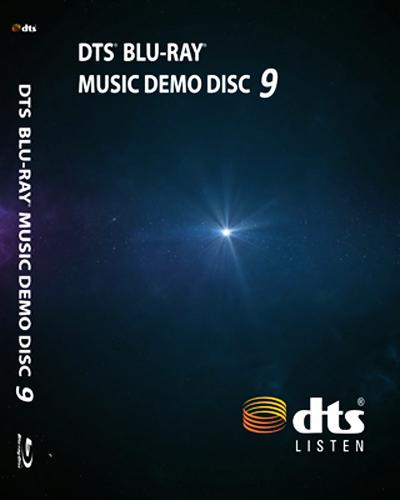 DTS Blu-ray Music Demo Disc 9 2013 1080i Blu-ray AVC DTS-HD