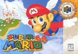 Descarga Super Mario 64 +Project64 Español N64